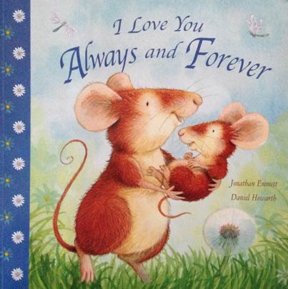Always and forever book cover.
