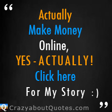 Go to how I make money online.