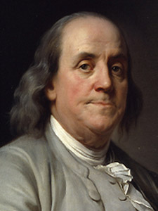 Link to Benjamin Franklin quotes
