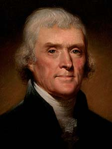 Link to Thomas Jefferson quotes