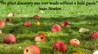 Link to Isaac Newton quotes