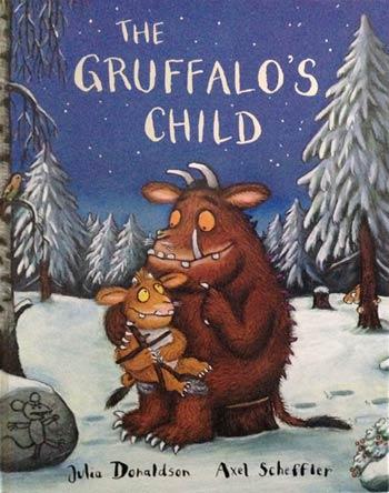 The Gruffalo's Child book cover.