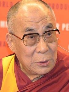 Link to Dalai Lama
