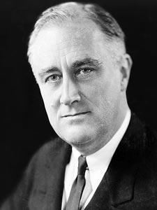 Franklin Roosevelt quotes