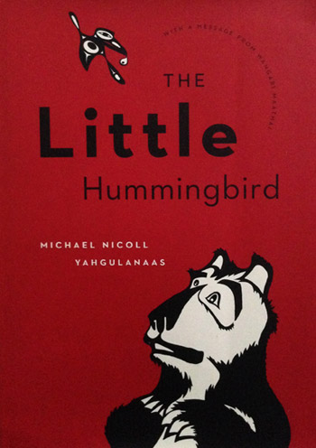 The Little Hummingbird book cover.